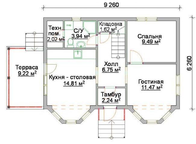 Проект КД-33