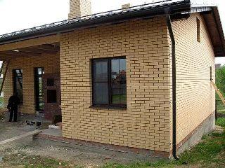 Постройка бани из кирпича в Казани