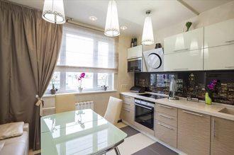 Дизайн интерьера кухни в Казани