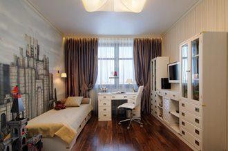 Дизайн интерьера комнаты в Казани