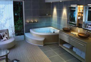Фото варианты Дизайн ванной комнаты в Казани