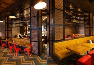 Фото варианты Дизайн интерьера кафе в Казани