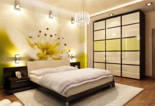 Дизайн спальни в Казани