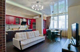 Фото варианты Дизайн трёхкомнатной квартиры в Казани
