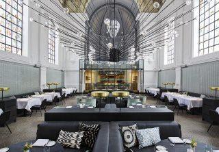 Дизайн интерьера ресторана в Казани