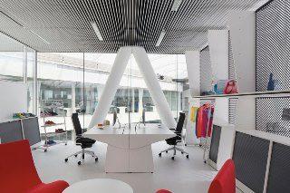 Фото варианты Дизайн интерьера офиса в Казани