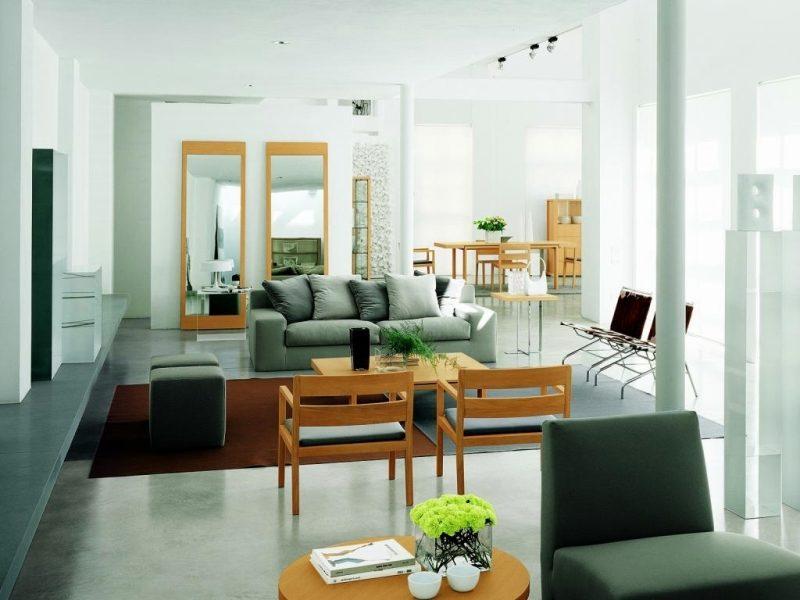 Дизайн интерьера квартиры в стиле Конструктивизма