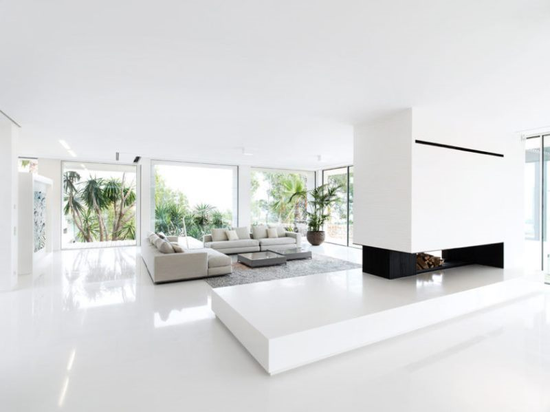 Дизайн интерьера квартиры в стиле Минимализма