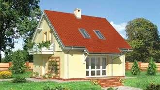 Проекты домов 7х10 из газобетона