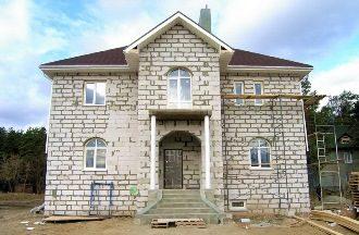 Проекты домов 11 на 11 из газобетона Казань