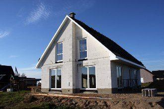 Проекты домов 9х10 из газобетона