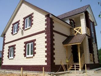 Проекты домов 6х10 из газобетона Казань