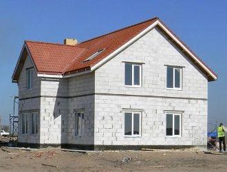 Проекты домов 10 на 12 из газобетона в Казани