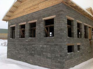 Строительство домов из арболита в Казани под ключ