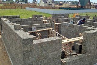 Строительство домов из опилкобетона в Казани под ключ