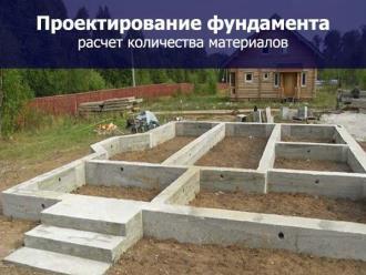 Проектирование фундамента дома в Казани