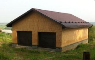 Строительство гаража в Казани