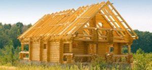 Строительство деревянных домов в Казани