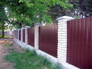Строительство заборов в Казани