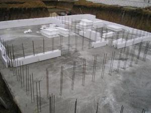 Строительство монолитных фундаментов в Казани