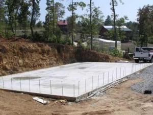 Строительство фундамента под ключ в Казани