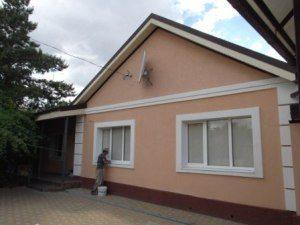 Фасадная отделка домов в Казани