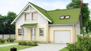 Строительство домов из пеноблоков под ключ в Казани