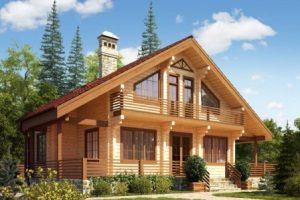 Строительство домов с отделкой под ключ в Казани