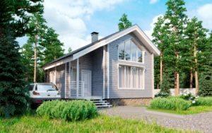 Строительство дома для постоянного проживания в Казани