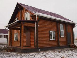 Готовые дома под ключ в Казани