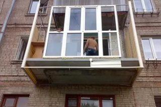 Ремонт балкона под ключ в Казани