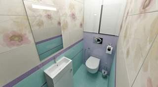 Ремонт туалета под ключ в Казани