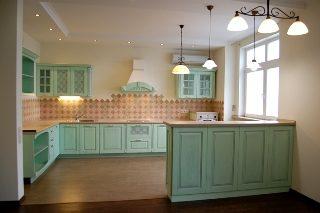 Ремонт кухни под ключ в Казани