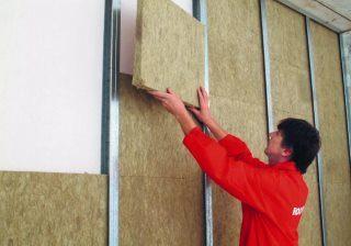 Шумоизоляция стен в квартире в Казани
