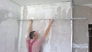 Выравнивание стен в Казани