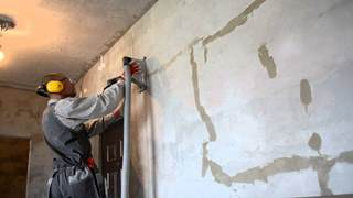 Штробление стен в Казани