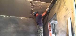 Грунтовка потолка в Казани
