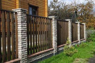 Заборы для дачи в Казани