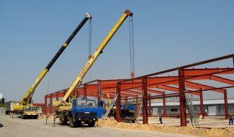 Строительство производственных зданий Казань