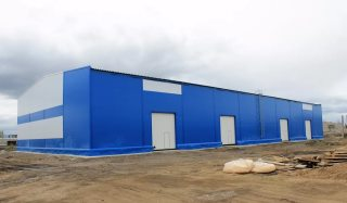 Строительство складов в Казани