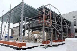 Строительство автосалонов в Казани