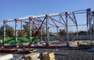 Строительство шиномонтажной в КазаниСтроительство шиномонтажной в Казани